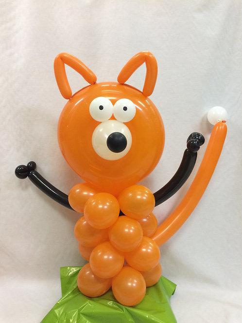 Fox Balloon Buddy