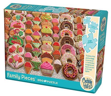 Sweet Treats 350pc Cobble Hill Family Puzzle