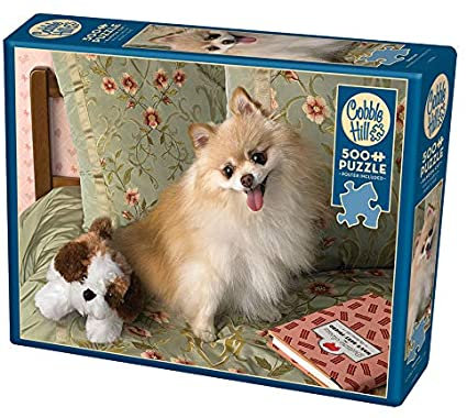 Bedtime 500pc Cobble Hill Jigsaw Puzzle