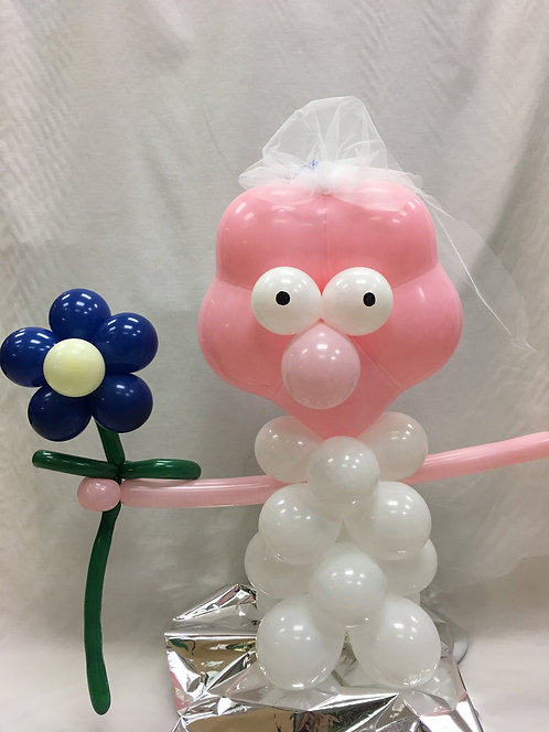 Bride Balloon Buddy
