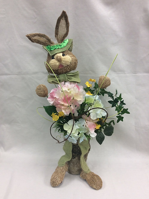 Green Bunny Bouquet