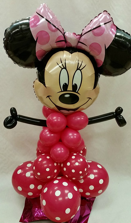 Minnie Mouse Balloon Buddy