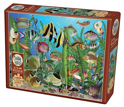 Aquarium 275pc Cobble Hill Jigsaw Puzzle
