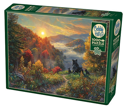 New Day 1000pc Cobble Hill Jigsaw Puzzle