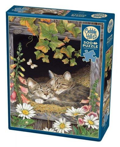 Sisters 500pc Cobble Hill Jigsaw Puzzle
