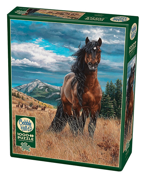 Freedom  1000pc Cobble Hill Jigsaw Puzzle