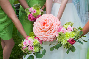 The Dutchess Rose Bouquet