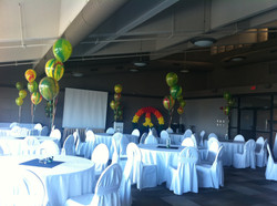 Tie-Dye Balloons