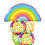 Thumbnail: Cheerful Balloon Bouquet - Get Well Rainbows