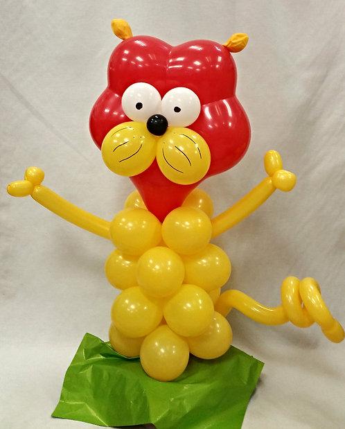 Lion Balloon Buddy
