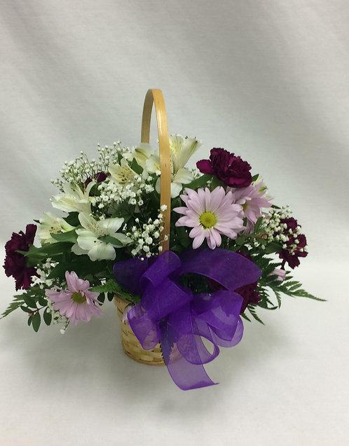Sweet Spring Basket