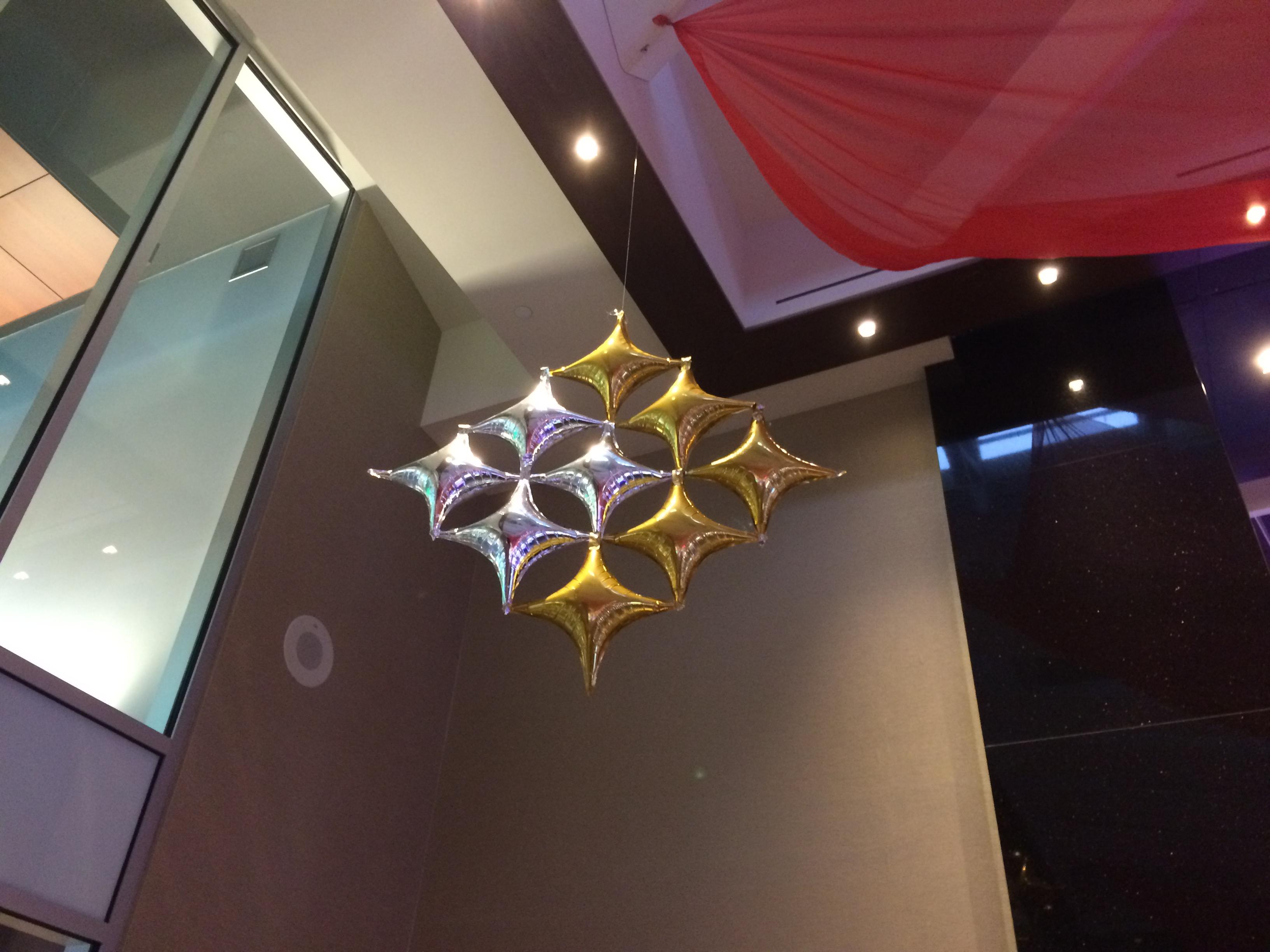 Starpoint Curtain