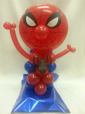 Arachnid-man Balloon Buddy