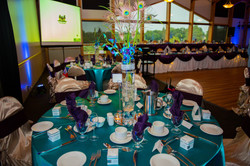 Table Setting Orchid