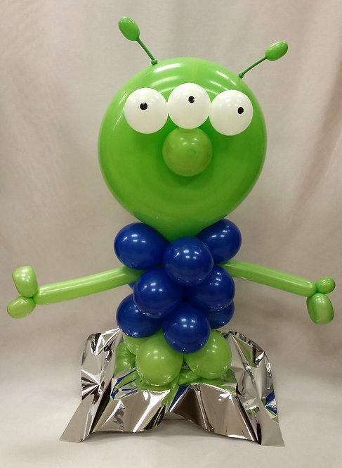Alien Balloon Buddy