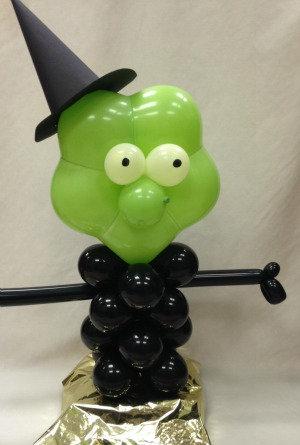 Witch Balloon Buddy