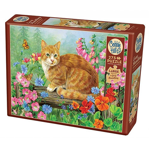 A Perfect Perch 275pc Cobble Hill Jigsaw Puzzle
