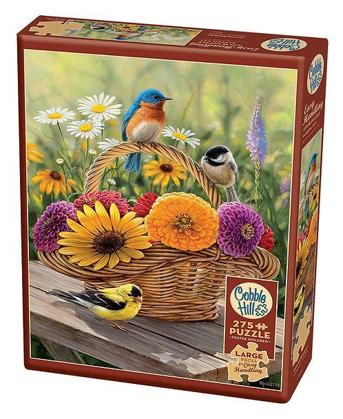 Summer Bouquet 275pc Cobble Hill Jigsaw Puzzle