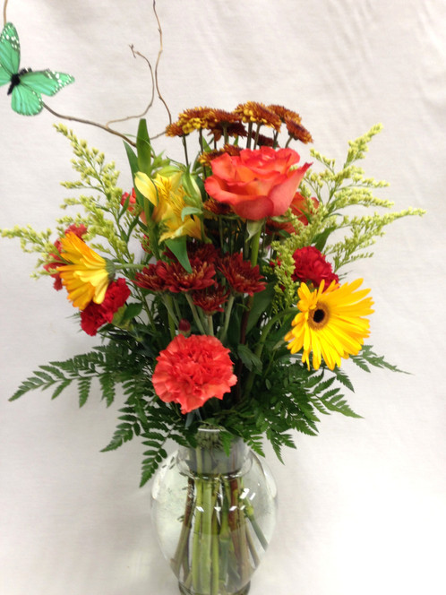 Warm Wishes | Balloon Bouquets Plus - Flower and balloon delivery in ...