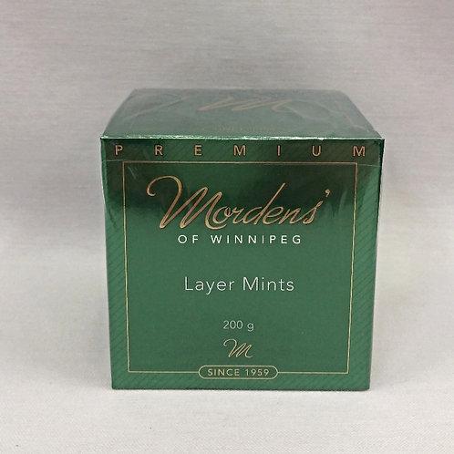 Layered Mints