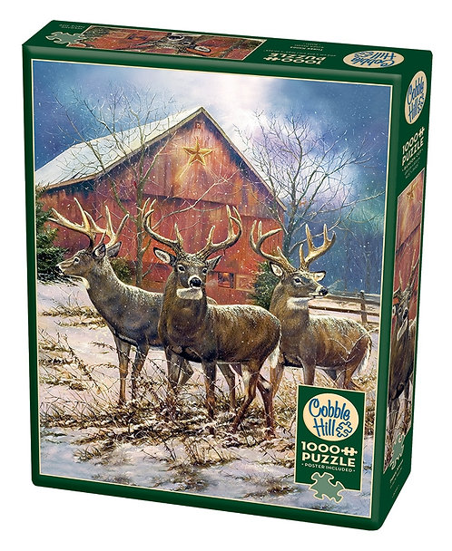 Three Kings 1000pc Cobble Hill Jigsaw Puzzle