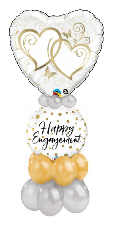 Happy Engagement Luxury Design