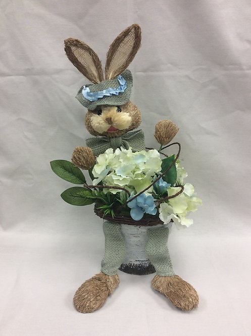 Blue Bunny Bouquet