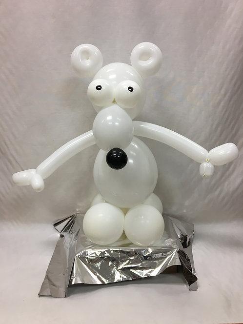 Polar Bear Balloon Buddy