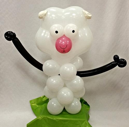 Lamb Balloon Buddy