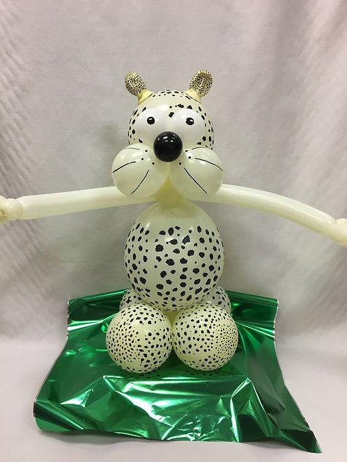Safari Cheetah Balloon Buddy