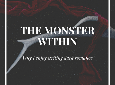 A Heart of Darkness: Why I like writing Dark Romance (No I'm not crazy)