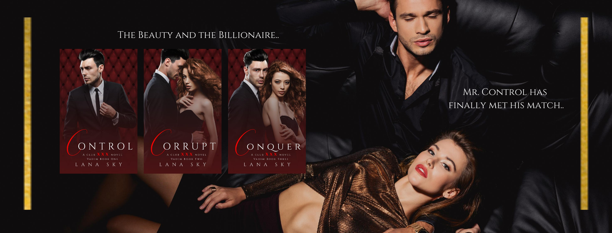 The Beauty and the Billionaire. Mr. Cont