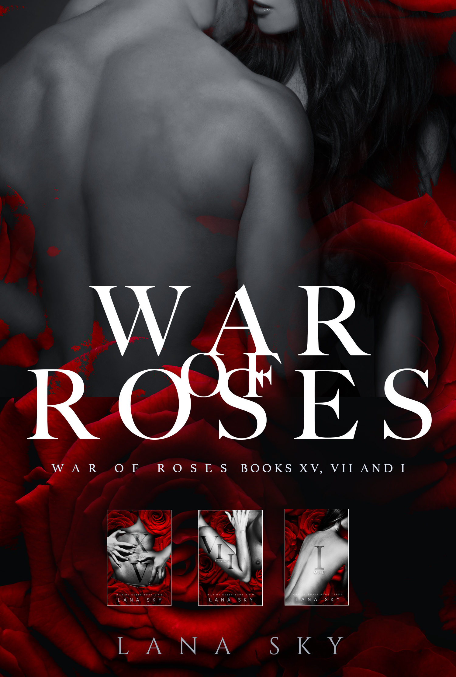 The Complete War of Roses Trilogy