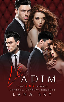 Vadim: The Complete Trilogy