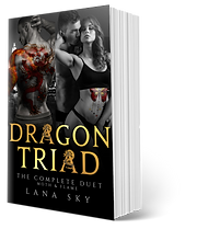 Dragon Triad: The Complete Duet