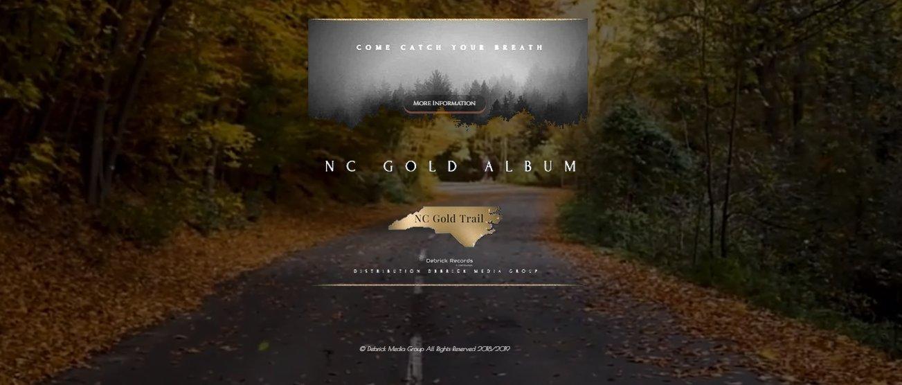 Wallpaper NC Gold Album