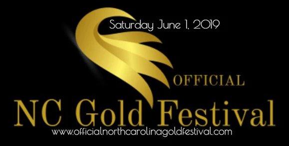 Gold Festival Header Flyer