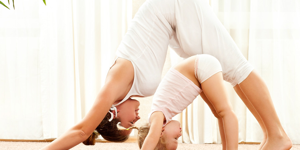 Yoga parents-enfants 3-5 ans Cycle 1 - Séance 1