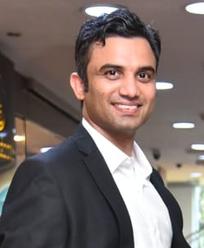 Dr Samrat Chavan