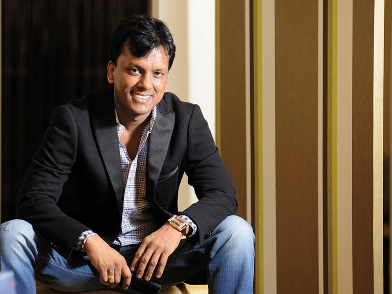Atul Jalan (CEO – Manthan)