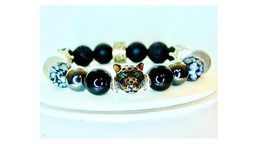 Black Panther Healing Bracelet ~2
