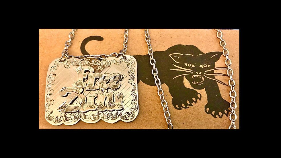 Free Zulu Monogram