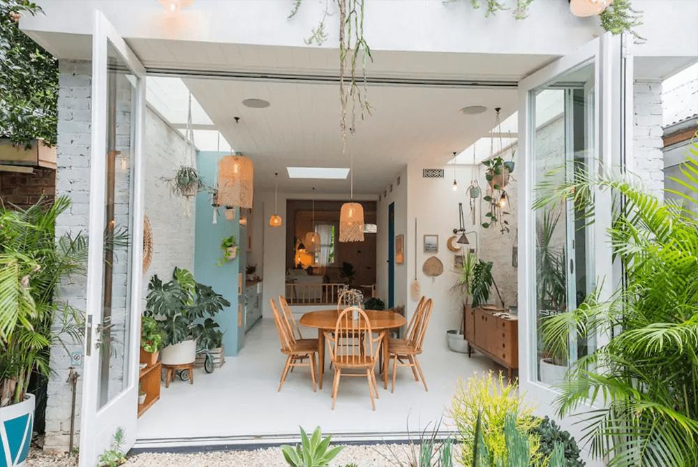 Newtown Terrace House - high end residential interior design