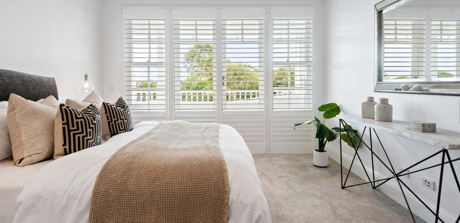 Seaforth Hamptons House - Residential bedroom interior design