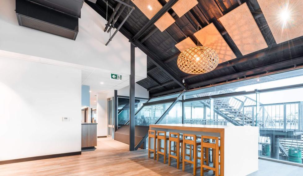 Lion and Little Creatures Fremantle - corporate office interior design