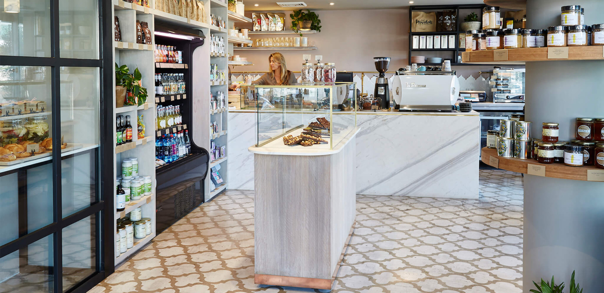 SOL Providore Store - cafe bar design ideas