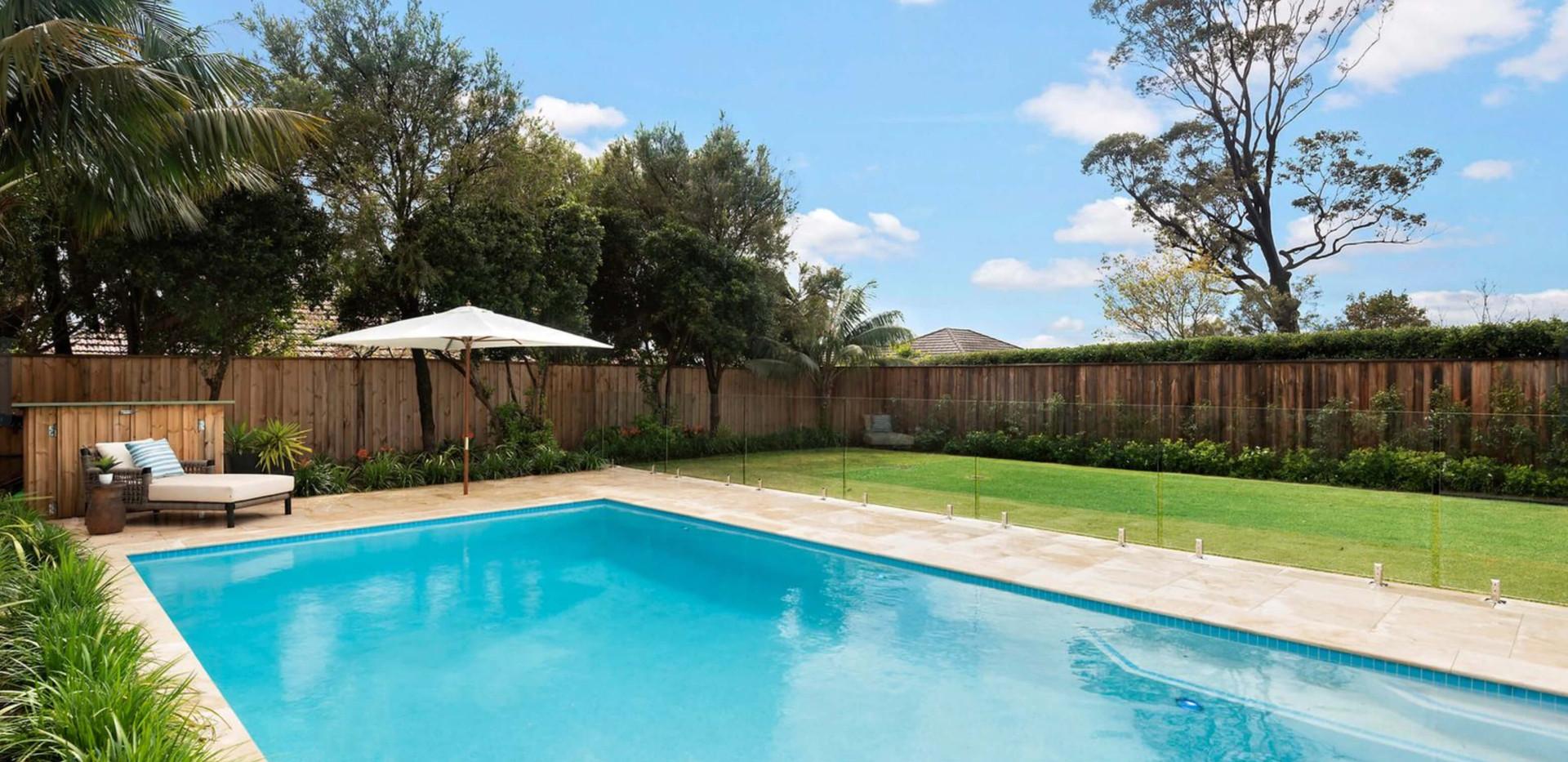 Seaforth Hamptons House - Residential pool design
