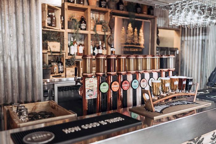 4Pines-Bar-Brisbane-bar-taps