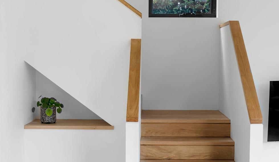 Boyle StreetBalgowlah - residential staircase design