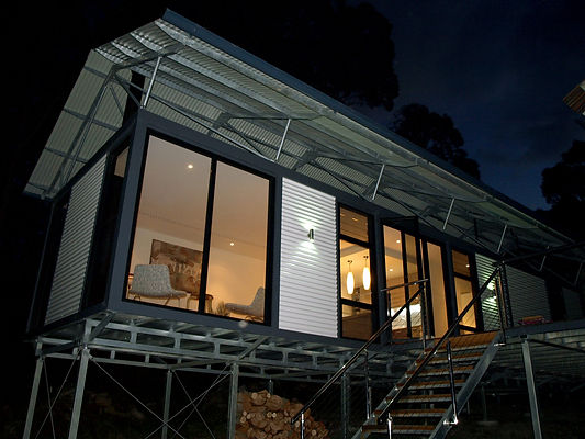 Mystery Bay - Sustainable Residential Design